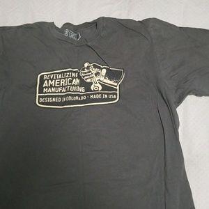 "LRG ""American Manufacturing"" t shirt"